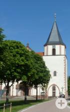 Kirche in Oberachern